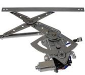 03-09 Kia Sorento Power Window Regulator w/Motor Rear LH