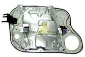 07-09 Hyundai Elantra Sedan Power Window Regulator w/o Motor w/Door Panel Front RH