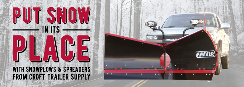 Snow Plows and Spreaders