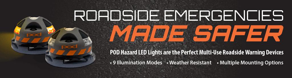 POD Hazard Lights