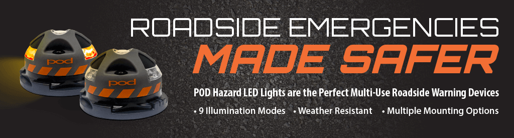 POD Hazard Lights