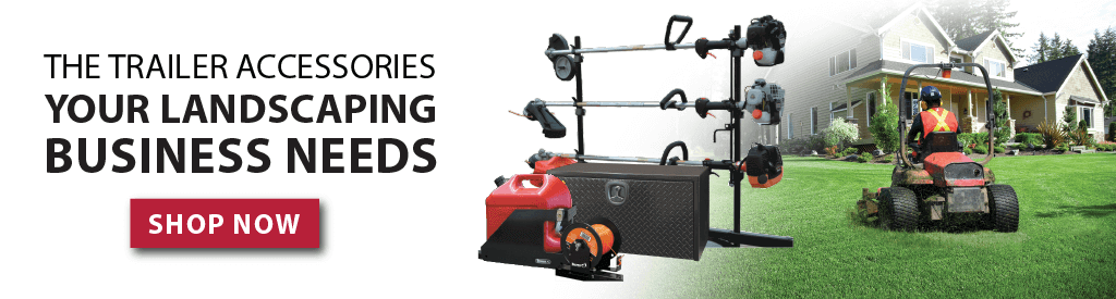Shop Landscaping Parts and Accessories Now