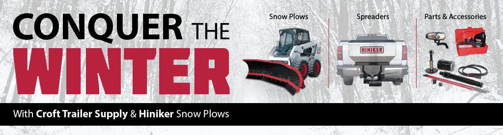 Snowplows & Spreaders