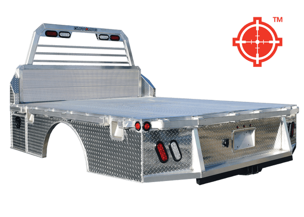 "DS859742D --- Duramag Aluminum Truck Bed - 8'5"" X 97"" - Dodge"