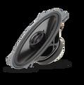 "Powerbass S-4602 4x6"" Full Range Coaxial Speakers"