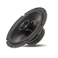 "Powerbass S-6502 6.5"" Full Range Coaxial Speakers"