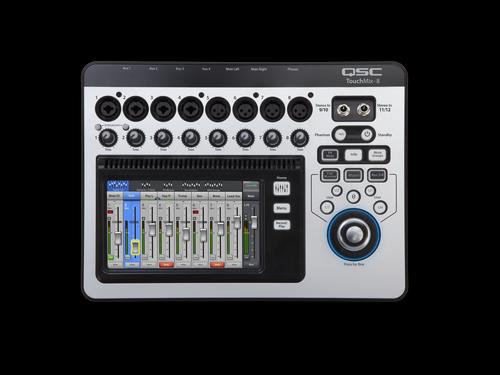 QSC TouchMix-8 12 Channel Digital Mixer