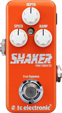 TC Electronic Mini Shaker Vibrato (TCMINISHAKER)