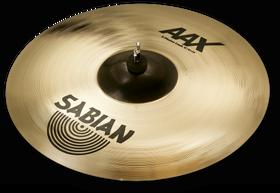 """Sabian 18"""" AAX X-Plosion Crash Cymbal"""