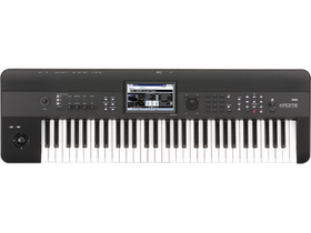Korg Krome 61-Key Synthesizer Workstation in Black