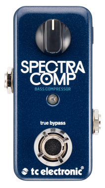 TC Electronic SpectraComp Bass Compressor Pedal