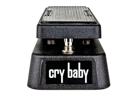 DUNLOP ORIGINAL CRYBABY WAH GUITAR EFFECTS PEDAL GCB95