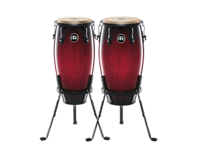 Meinl Headliner® Series Conga Sets in Wine Red Burst (HC512WRB)