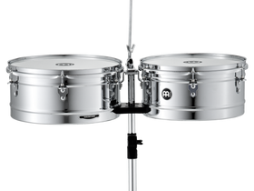 Meinl Headliner® Series Timbales in Chrome (HT1314CH)
