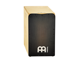 Meinl Artisan Edition Flamenco Cajons Soleá Line in Ebony Burst Finish (AE-CAJ3BK)
