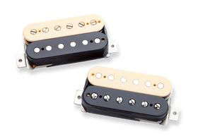 Seymour Duncan Alnico II Pro Slash Signature Humbucker Set in Zebra (APH-2s-Z)