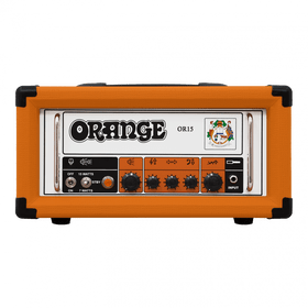 Orange OR15 All-Tube 15 Watt Guitar Amplifier Head