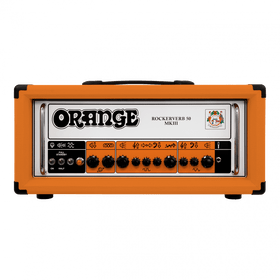 Orange Rockerverb 50-Watt MKIII Guitar Amplifier Head