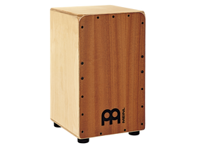 Meinl Woodcraft Professional Cajon with Baltic Birch Body and Mahogany Frontplate