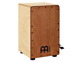 Meinl Snarecraft Professional Cajon with Blatic Birch Body & American White Ash Frontplate