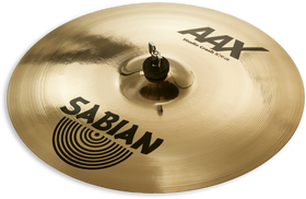 "Sabian 16"" AAX Studio Crash Cymbal"