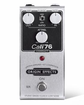 Origin Effects Cali 76 Compact Compressor | Origin Cali76 - Northeast Music Center inc.