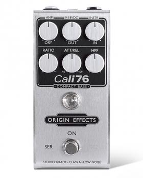 Origin Effects Cali76 Compact Bass Compressor | Cali 76 Northeast Music Center inc.