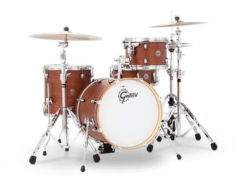 Gretsch Catalina Club 4 piece Shell Pack - Satin Walnut Burst | Northeast Music Center inc.
