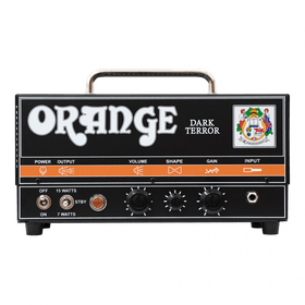 Orange Dark Terror 15 Watt Guitar Amplifier Head