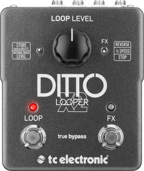 TC Electronics Ditto Looper X2 (DITTO X2)