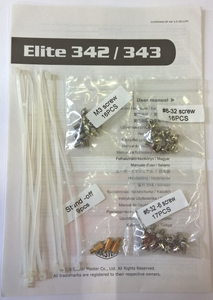 Elite 342 Screw set