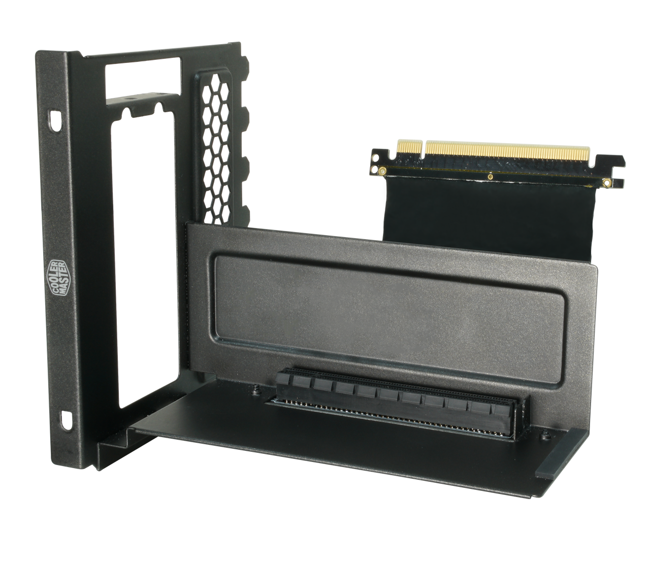 Cooler Master MasterAccesory – Vertical GPU Holder With PCI-E Riser - Ban Leong Technologies Limited