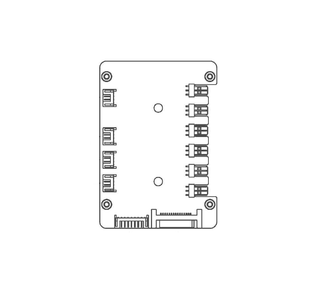 Cosmos C700P / MC500M Control PCB (C2055-01-SJ; Version 2)