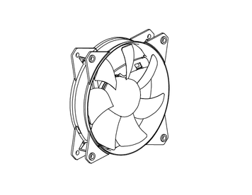 MB600L /   Q300 / MB510L Rear Fan