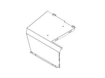 H500M HDD Cover plate