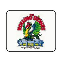 The Rolling Stones Dragon Logo Mat Nonslip