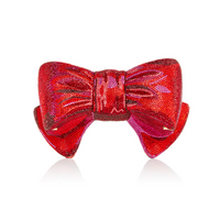Judith Leiber Just for You Red Bow Clutch Bag