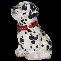 Judith Leiber Couture Lucky Dalmatian Puppy Crystal Minaudière