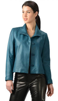 Lyn Leather Robin Jacket