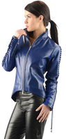 Lyn Leather Skylar Jacket