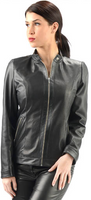Lyn Leather Penelope Jacket