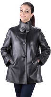 Lyn Leather Bentley Jacket