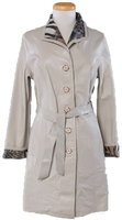 Alice Arthur Grey Alya Long Coat
