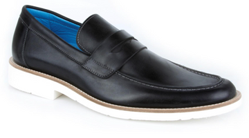 Michael Toschi Cabo Black & White Shoes