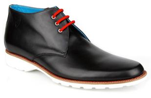 Michael Toschi SL802 Black Shoes