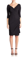 Chiara Boni La Petite Robe Nero Florien Dress