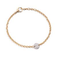 Pomellato Sabbia White Diamond Bracelet