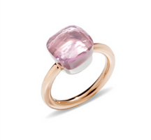 Pomellato Nudo Classic Ring with Rose de France