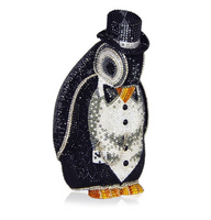 Judith Leiber Penguin Alfred Clutch Bag