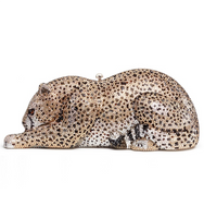 Judith Leiber Couture Chiquita Wildcat Handbag